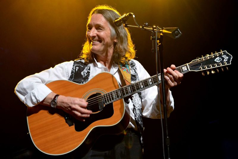 Roger Hodgson (Supertramp) în turneul mondial Breakfast In America