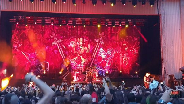 Slayer la Arenele Romane iulie 2019 2