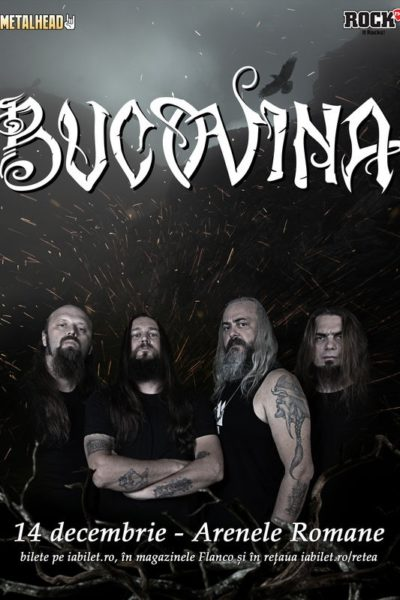 Poster eveniment Bucovina