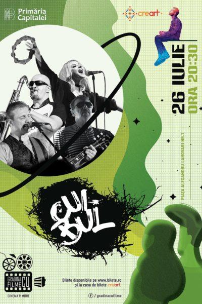 Poster eveniment Cuibul