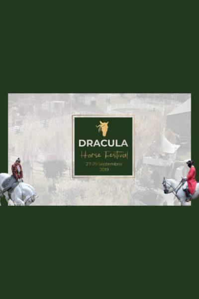 Poster eveniment Dracula Horse Festival