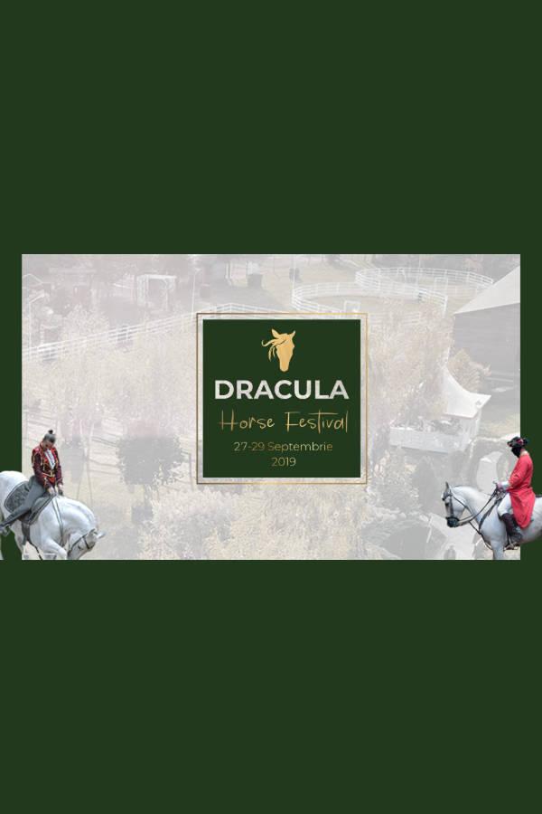 Dracula Horse Festival la Domeniul Dracula Daneș