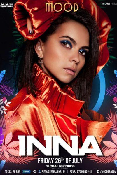 Poster eveniment INNA