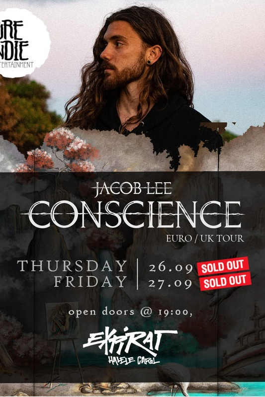Jacob Lee - SOLD OUT la Expirat Club