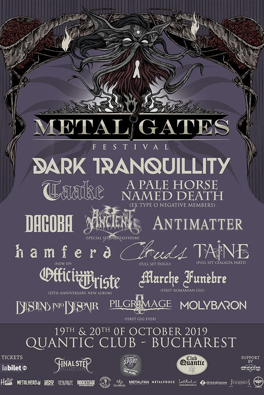 Metal Gates Festival 2019 la Quantic Club