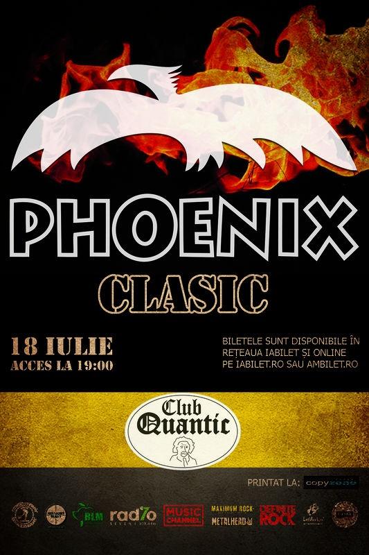 Phoenix Clasic la Quantic Club
