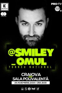 """Smiley: """"@Smiley_Omul"""""""
