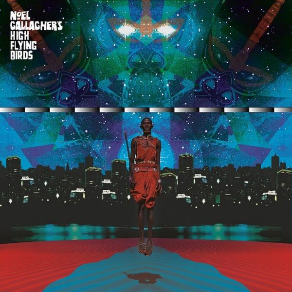 Coperta EP Noel Gallagher's High Flying Birds This is the Place
