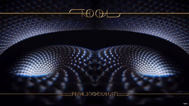 Coperta album TOOL Fear Inoculum