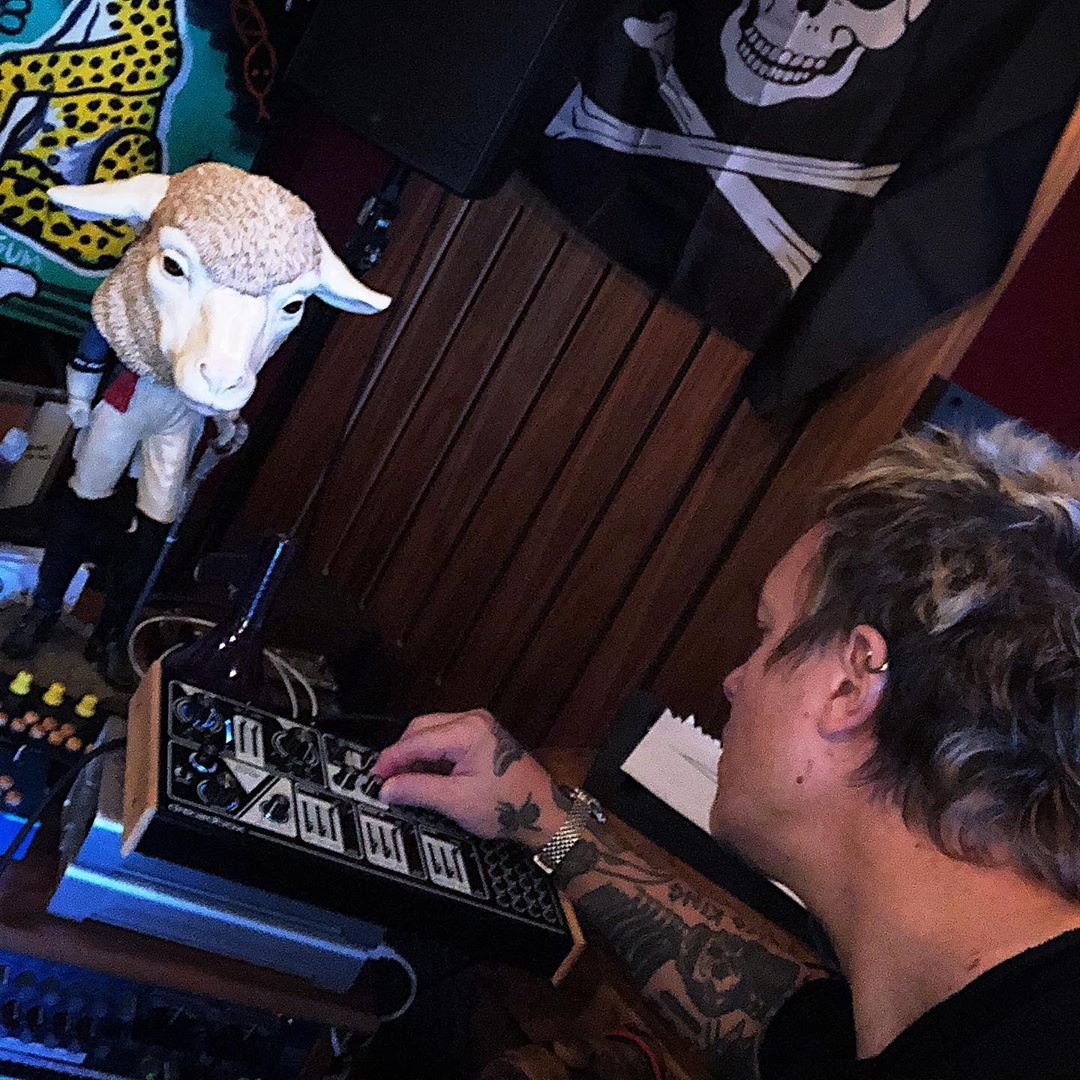 Prodigy teaser album nou 2019 Liam Howlett