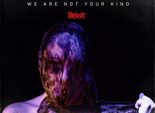 Slipknot Coperta Album We Are Not Your Kind 2019