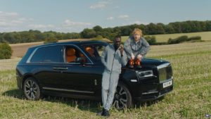 Videoclip Ed Sheeran Stormzy Take Me Back to London Remix
