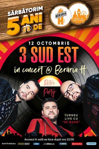 Poster eveniment 3 Sud Est