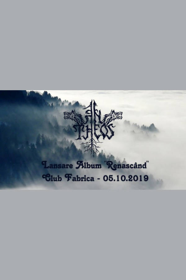 An Theos - lansare album la Fabrica