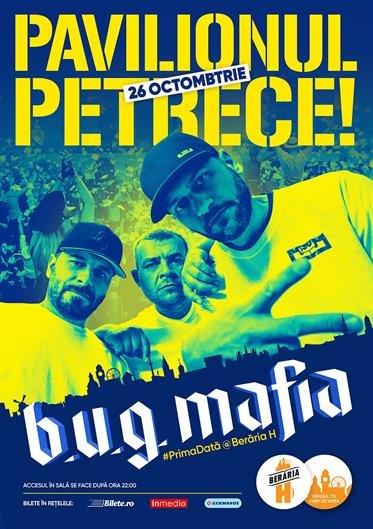 B.U.G. Mafia la Berăria H
