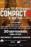 CompactB & Friends | Concert pentru Teo Peter