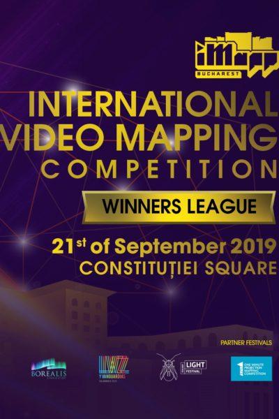 Poster eveniment iMapp Bucharest 2019