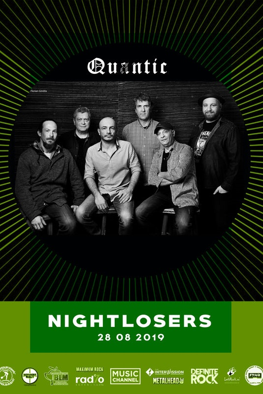 Nightlosers la Quantic Club