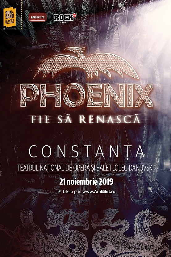 Phoenix - turneu