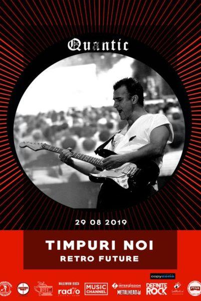 Poster eveniment Timpuri Noi & Retro Future