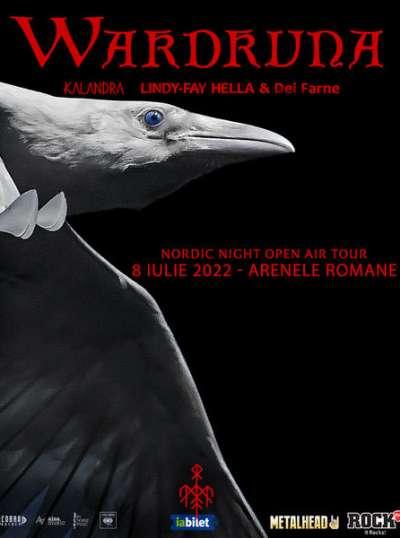 Poster eveniment Wardruna
