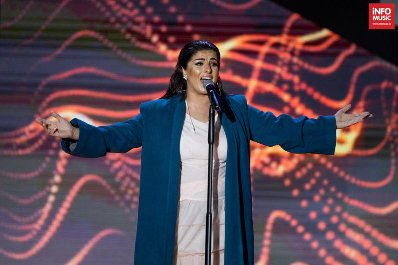 Syuzanna Melqonyan (Armenia) la Cerbul de Aur 2019 - a doua seara