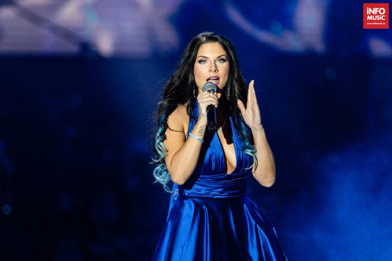 Sara de Blue (Austria) - Locul 3 la Cerbul de Aur 2019 - 24 august