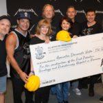 Metallica donează 250.000 de euro pentru inițiativa #NoiFacemUnSpital