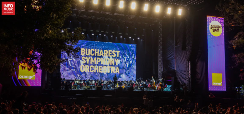 Bucharest Symphony Orchestra la Summer Well 2019