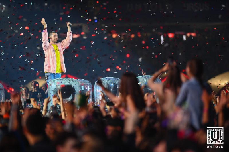 UNTOLD 2019 - A treia zi de festival