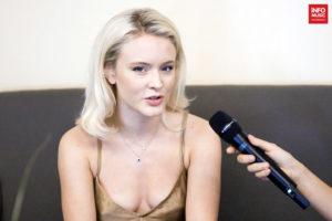 Zara Larsson (interviu InfoMusic)