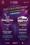 Zilele Bucureștiului 2019: Schiller, Waldeck