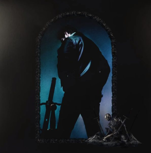 Coperta album Post Malone Hollywood's Bleeding