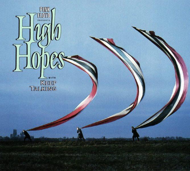 Pink Floyd High Hopes coperta