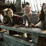 Master Gibbs în Pirates of the Caribbean
