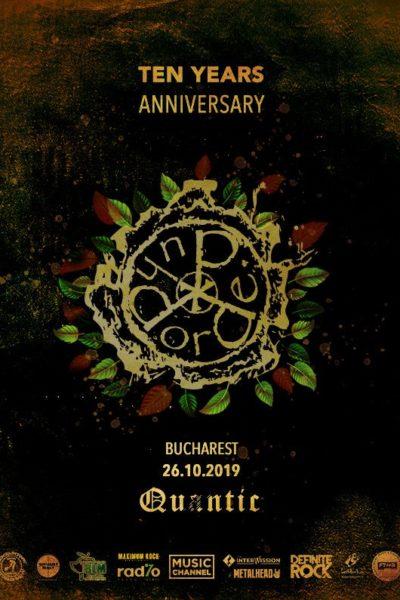 Poster eveniment Dordeduh - concert aniversar