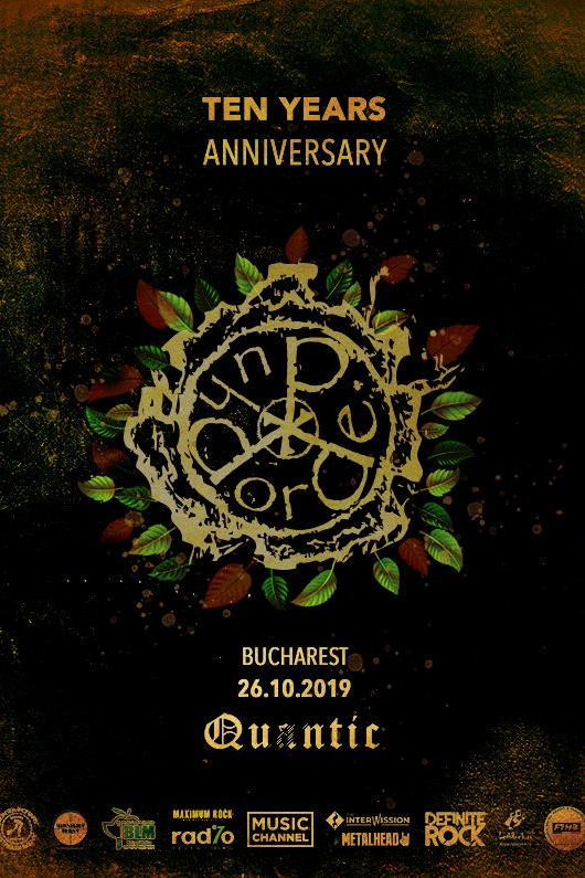 Dordeduh - concert aniversar la Quantic Club