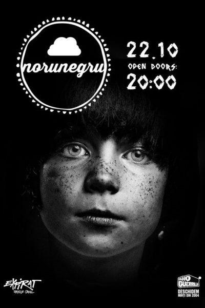 Poster eveniment NoruNegru