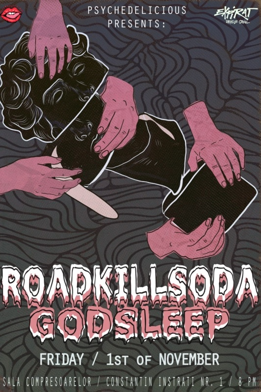 RoadkillSoda la Expirat Club