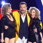 Cristina și Viana Deliu audiții pe nevăzute Vocea României 2019
