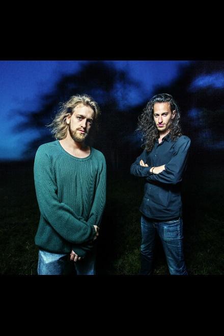Niels Broos & Jamie Peet la Club Control