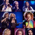 Concurenții care au întors scaunele în cel de-al treilea episod Vocea României 2019