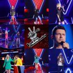 Concurenții care au întors scaunele în cel de-al patrulea episod Vocea României 2019