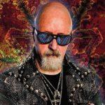 Coperta album Craciun Rob Halford Celestial