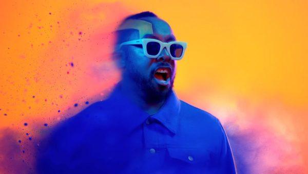 Videoclip Black Eyed Peas Anitta eXplosion