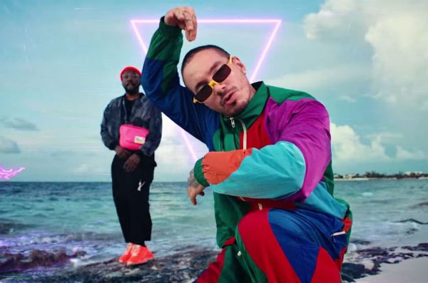 Videoclip The Black Eyed Peas J Balvin Ritmo