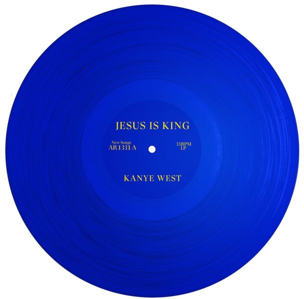 Vinil Kanye West Jesus Is King