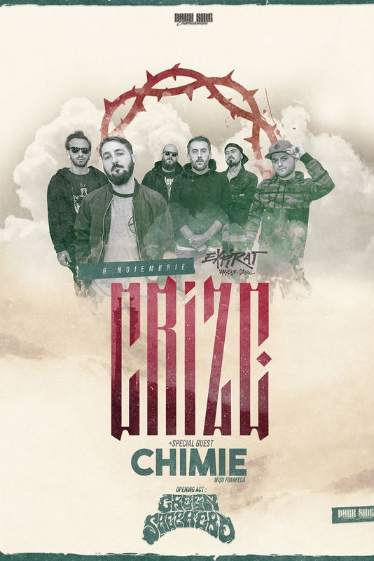 CRIZE - lansare single & video la Expirat Club