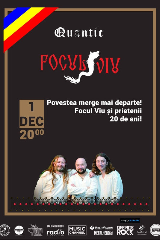 Focul Viu la Quantic Club