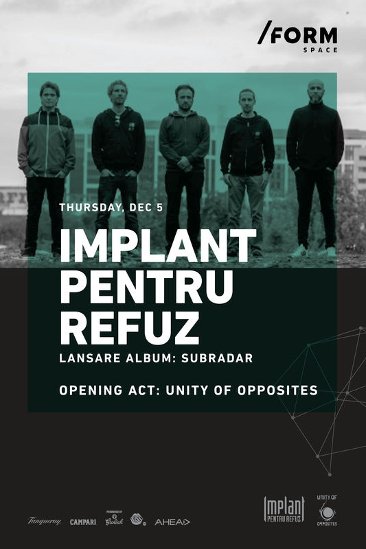 Implant Pentru Refuz la Form Space Club